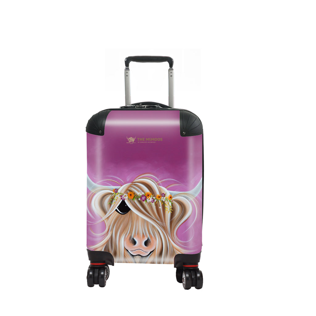Jennifer Hogwood, The McMoos, Beatrice - Kids Suitcase