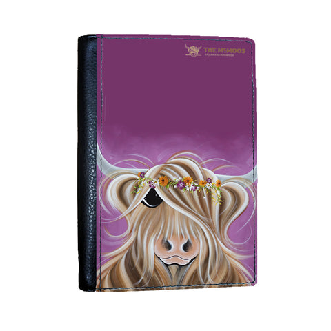 Jennifer Hogwood, The McMoos, Beatrice - Passport Cover
