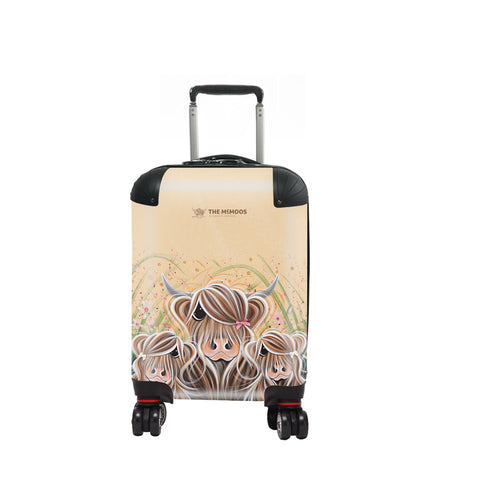 Jennifer Hogwood, The McMoos, Bow Peeps - Kids Suitcase