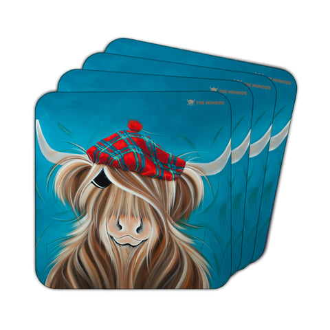Jennifer Hogwood, The McMoos, Clyde - Coasters