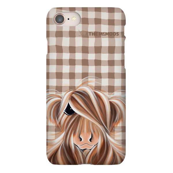 Jennifer Hogwood, The McMoos, Check Moo Out - Snap Phone Case