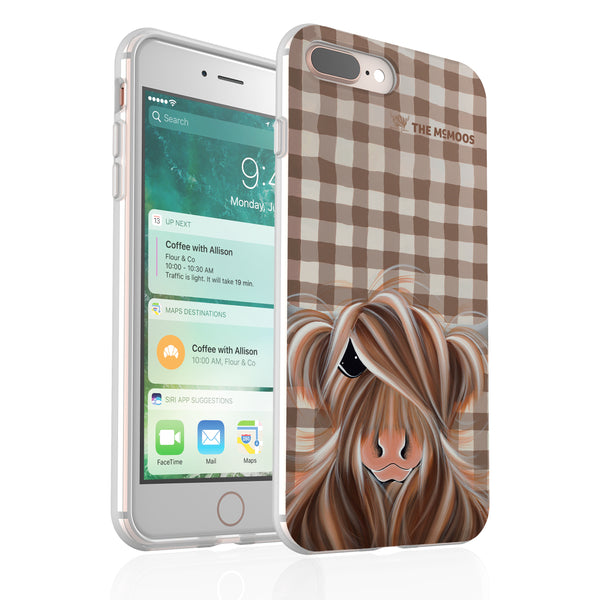 Jennifer Hogwood, The McMoos, Check Moo Out - Flexi Phone Case