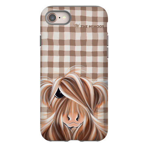 Jennifer Hogwood, The McMoos, Check Moo Out - Tough Phone Case