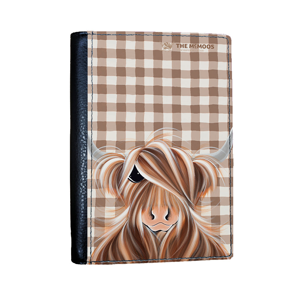 Jennifer Hogwood, The McMoos, Check Moo Out - Passport Cover
