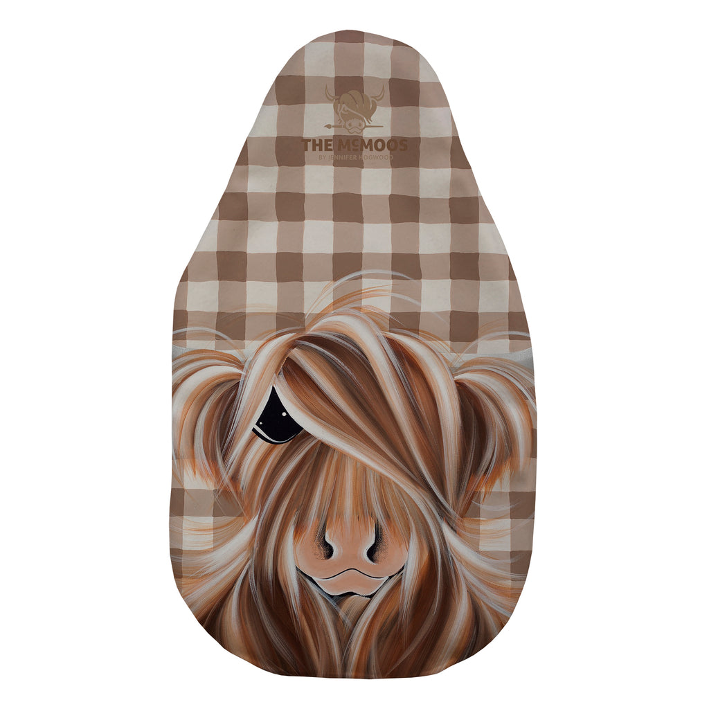 Jennifer Hogwood, The McMoos, Check Moo Out - Hot Water Bottle