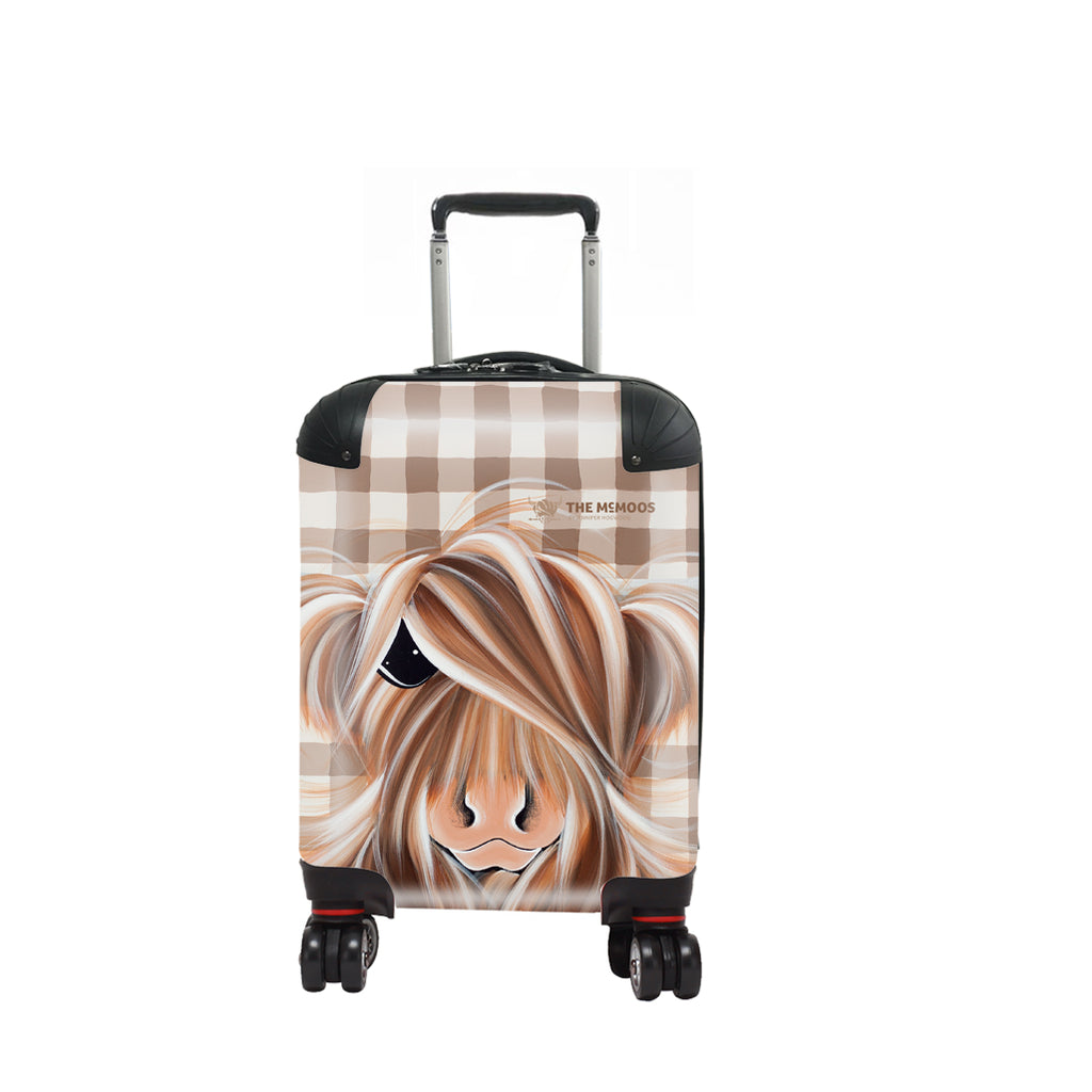 Jennifer Hogwood, The McMoos, Check Moo Out - Kids Suitcase
