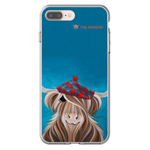 Jennifer Hogwood, The McMoos, Clyde - Flexi Phone Case
