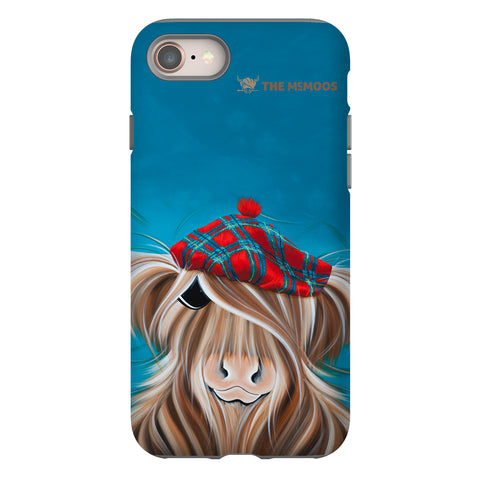 Jennifer Hogwood, The McMoos, Clyde - Tough Phone Case