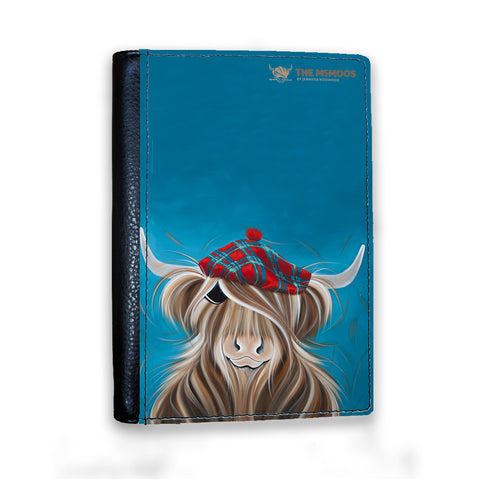 Jennifer Hogwood, The McMoos, Clyde - Passport Cover