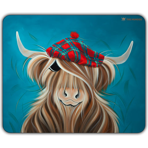 Jennifer Hogwood, The McMoos, Clyde - Placemats