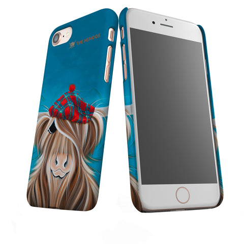 Jennifer Hogwood, The McMoos, Clyde - Snap Phone Case