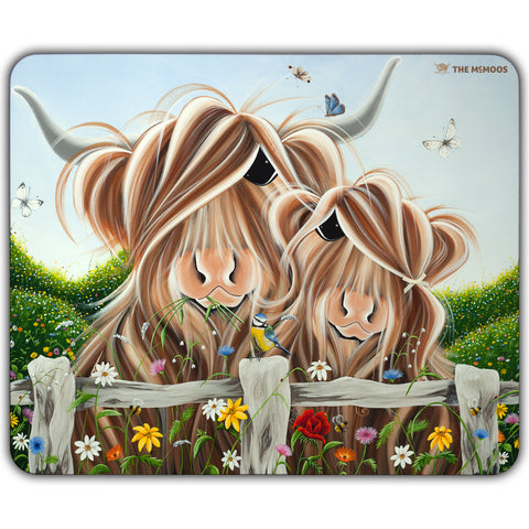 Jennifer Hogwood, The McMoos, Country Love - Placemats