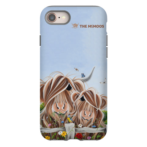 Jennifer Hogwood, The McMoos, Country Love - Tough Phone Case