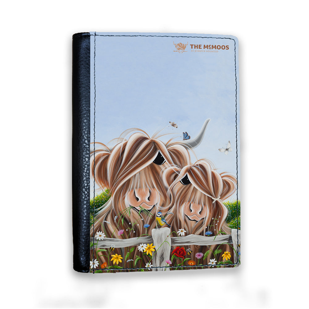 Jennifer Hogwood, The McMoos, Country Love - Passport Cover