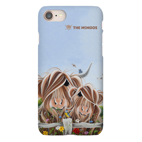 Jennifer Hogwood, The McMoos, Country Love - Snap Phone Case