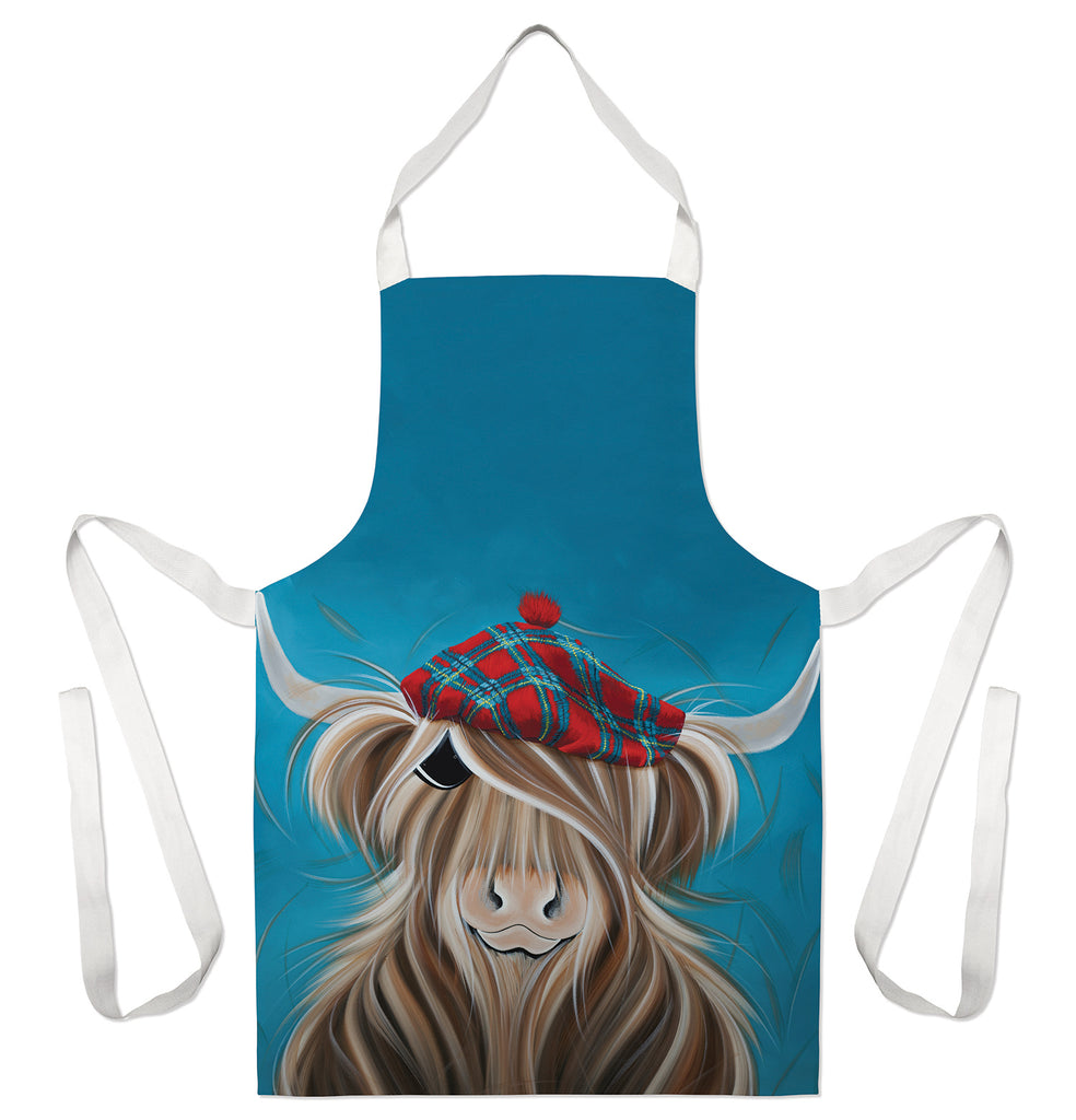 Jennifer Hogwood, The McMoos, Clyde - Apron