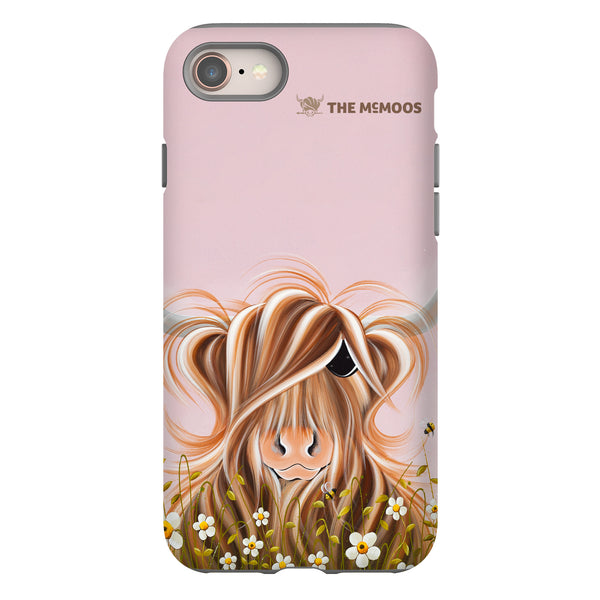 Jennifer Hogwood, The McMoos, Daisy - Tough Phone Case