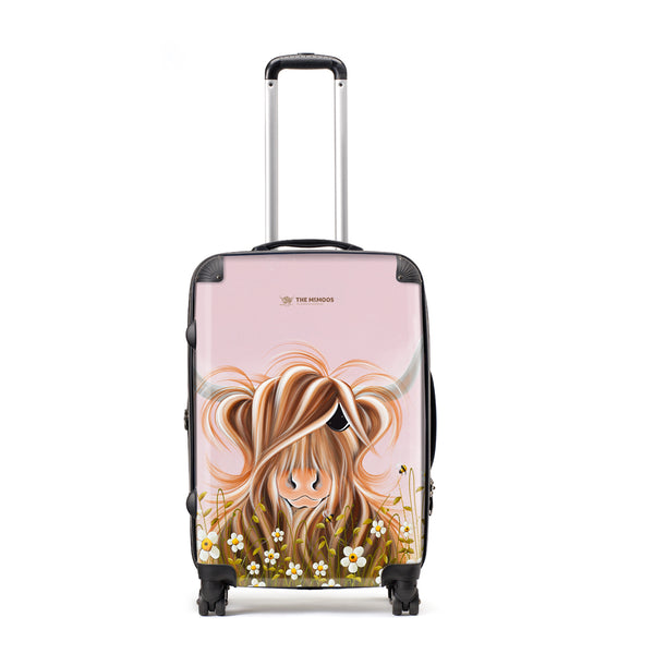 Jennifer Hogwood, The McMoos, Daisy - Large Suitcase