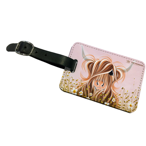 Jennifer Hogwood, The McMoos, Daisy - Luggage Tag