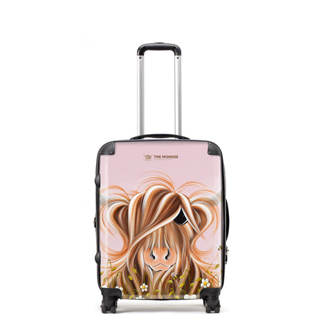 Jennifer Hogwood, The McMoos, Daisy - Medium Suitcase