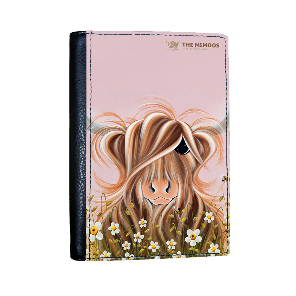 602663cfd Jennifer Hogwood, The McMoos, Daisy - Passport Cover