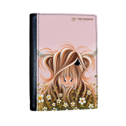 Jennifer Hogwood, The McMoos, Daisy - Passport Cover