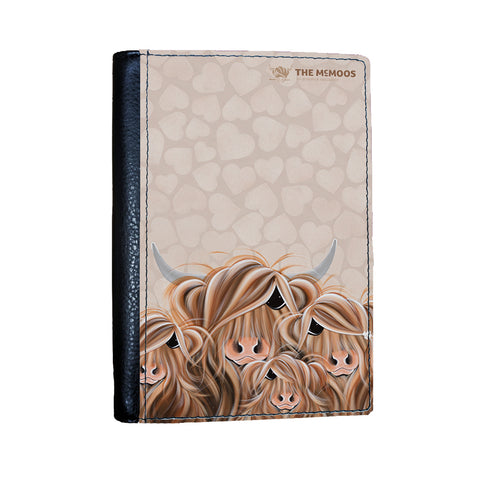 Jennifer Hogwood, The McMoos, Fa-Moo-Ly Forever - Passport Cover