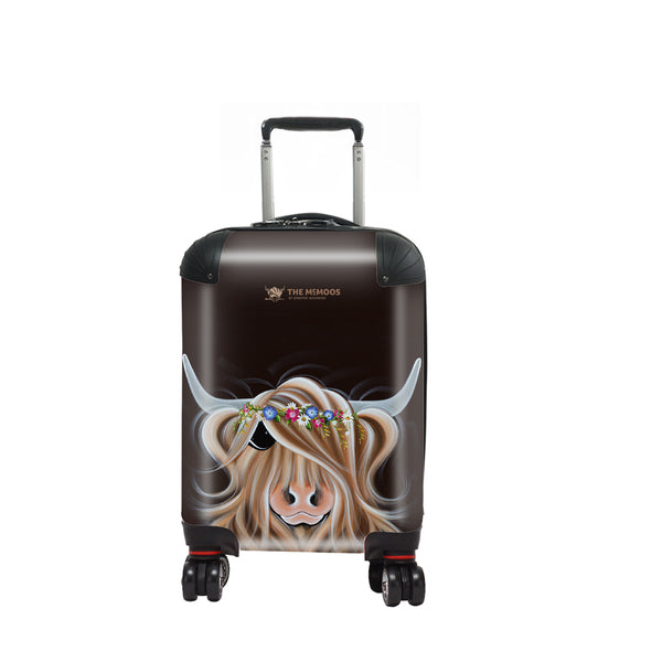 Jennifer Hogwood, The McMoos, Flora - Kids Suitcase