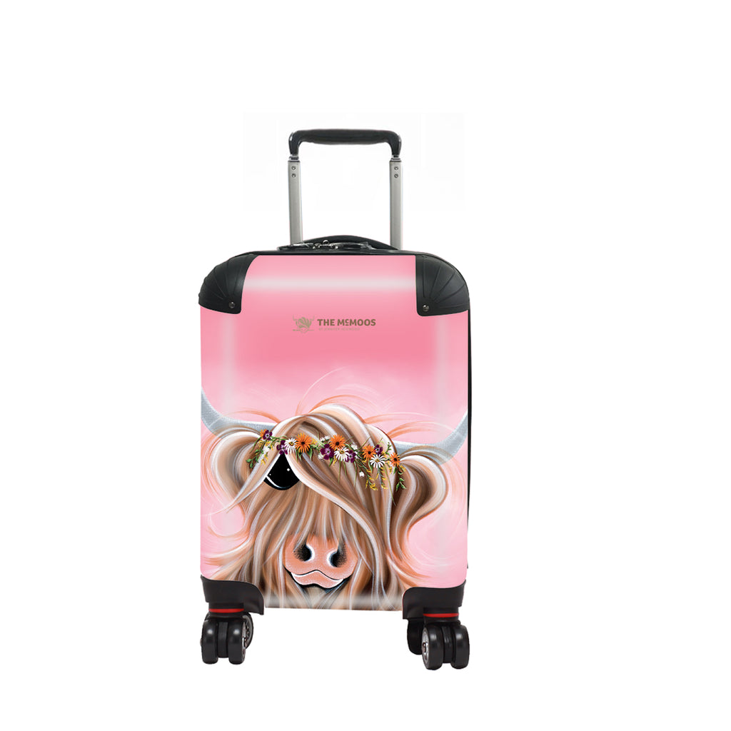 Jennifer Hogwood, The McMoos, Flower Girl - Kids Suitcase