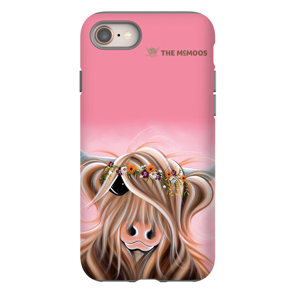 Jennifer Hogwood, The McMoos, Flower Girl - Tough Phone Case