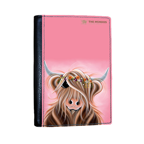 Jennifer Hogwood, The McMoos, Flower Girl - Passport Cover