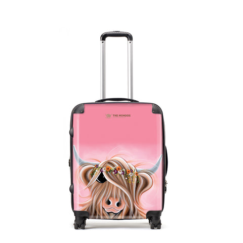 Jennifer Hogwood, The McMoos, Flower Girl - Medium Suitcase
