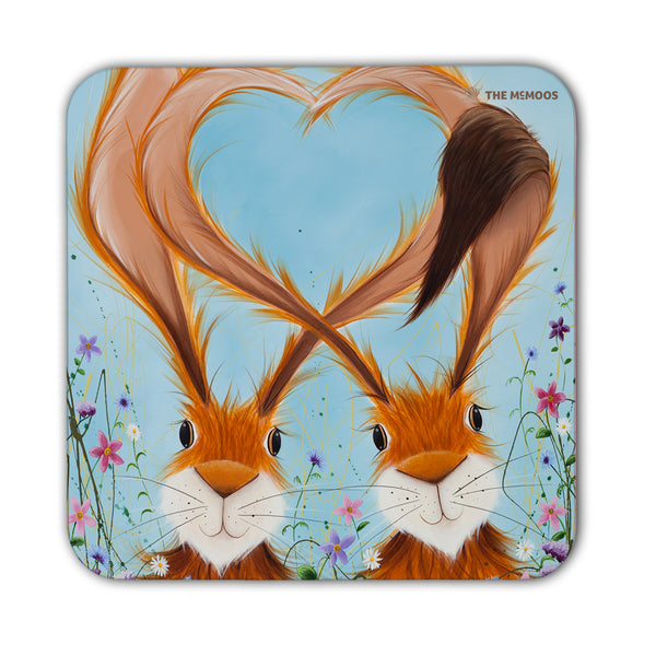 Jennifer Hogwood, The McMoos, Hares In Love - Coasters