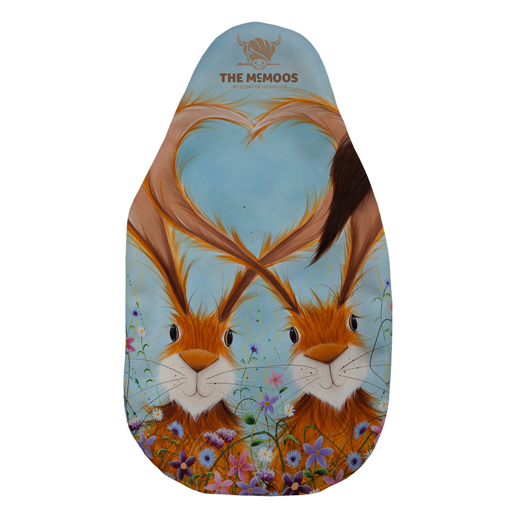 Jennifer Hogwood, The McMoos, Hares in Love - Hot Water Bottle