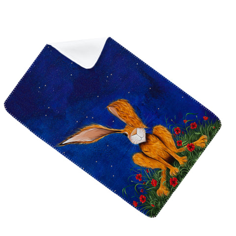 Jennifer Hogwood, The McMoos, Harry Under The Stars - Fleece Blanket