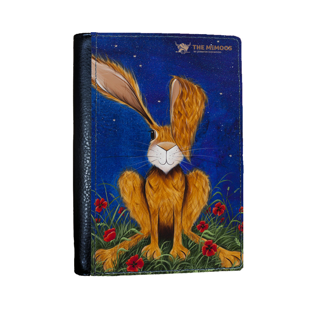 Jennifer Hogwood, The McMoos, Harry Under The Stars - Passport Cover