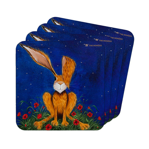 Jennifer Hogwood, The McMoos, Harry Under The Stars - Coasters