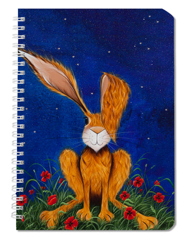 Jennifer Hogwood, The McMoos, Harry Under The Stars - Notebooks