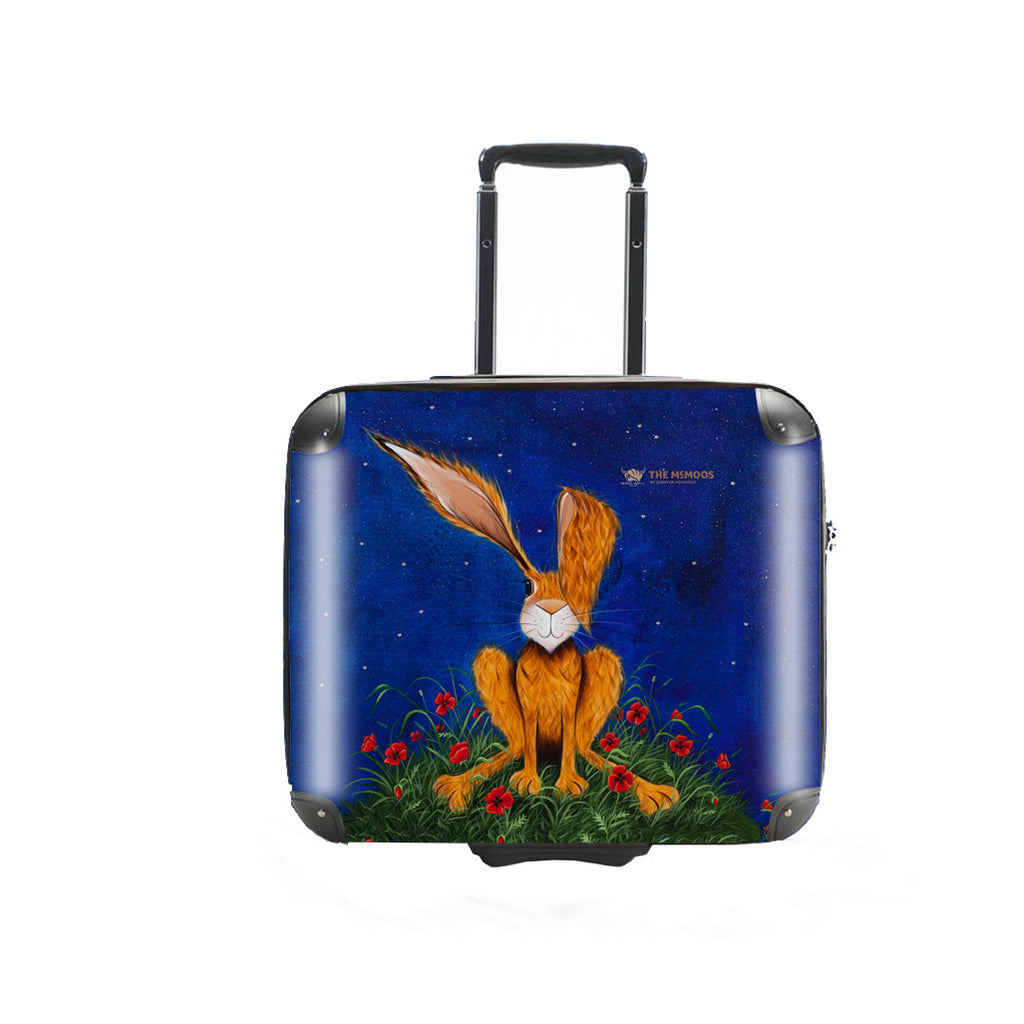 Jennifer Hogwood, The McMoos, Harry Under The Stars - Business Suitcase (Overnight)
