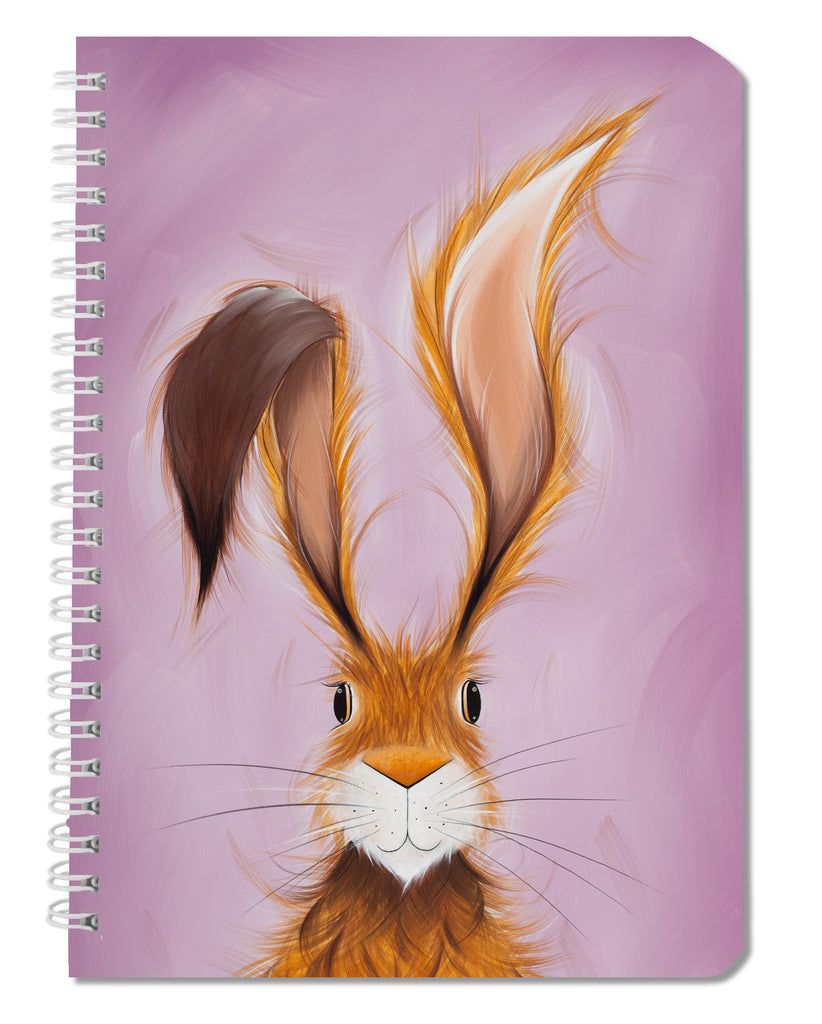 Jennifer Hogwood, The McMoos, Hatty Hare - Notebooks