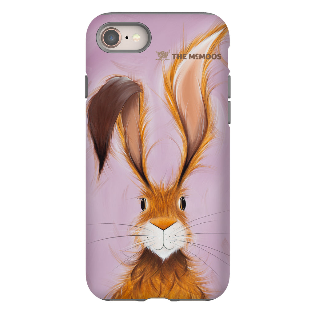 Jennifer Hogwood, The McMoos, Hatty Hare - Tough Phone Case