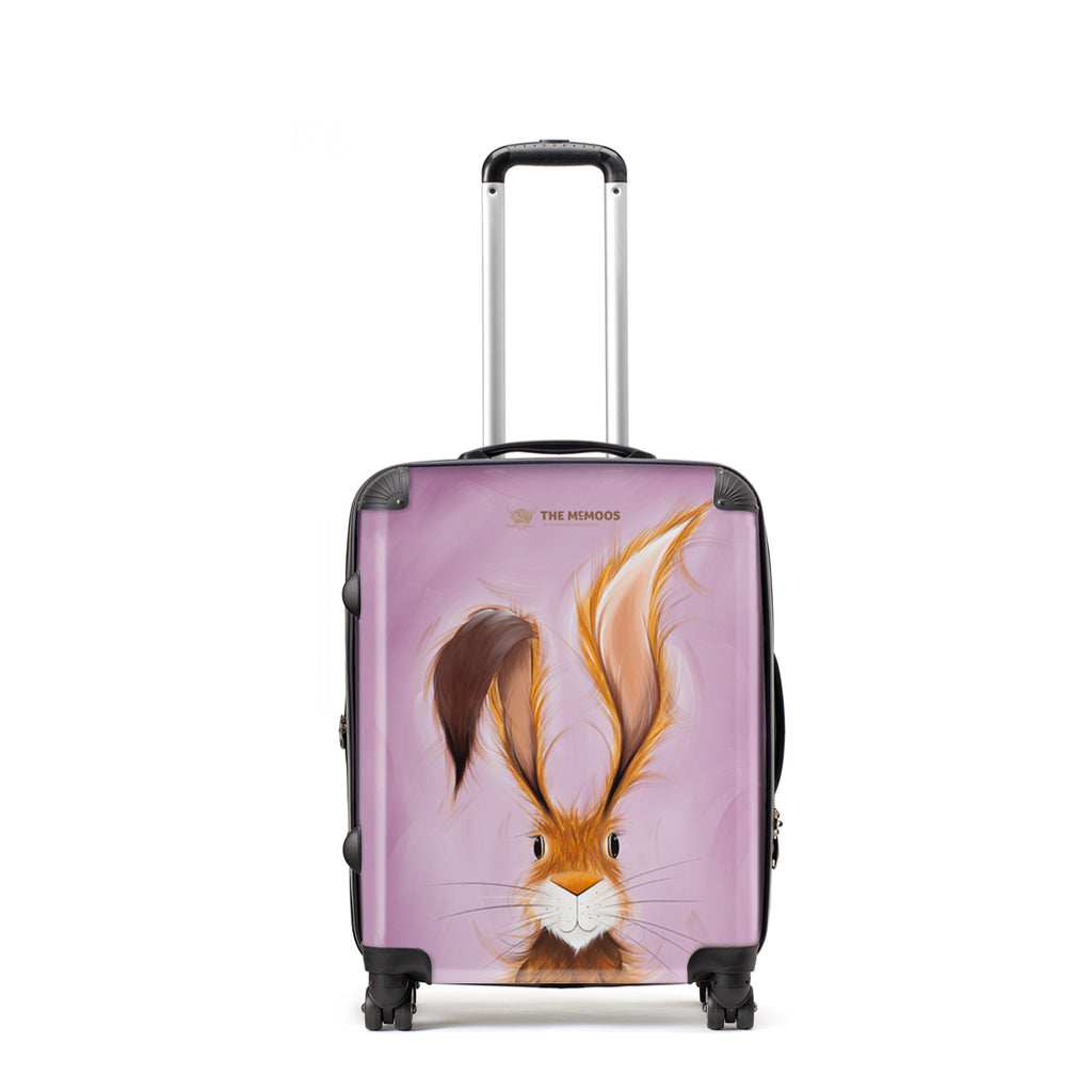 Jennifer Hogwood, The McMoos, Hatty Hare - Medium Suitcase