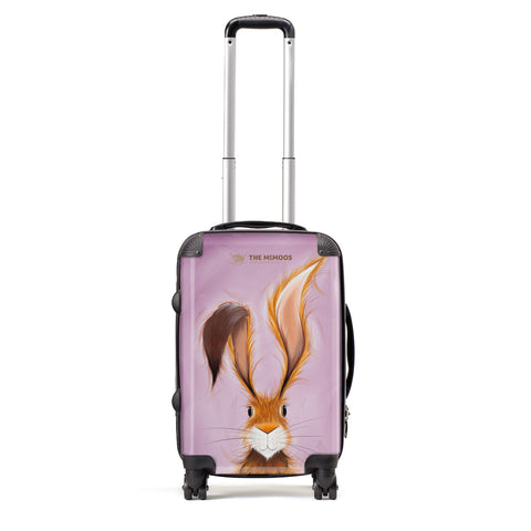 Jennifer Hogwood, The McMoos, Hatty Hare - Small Suitcase (Cabin)