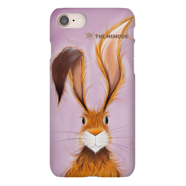 Jennifer Hogwood, The McMoos, Hatty Hare - Snap Phone Case