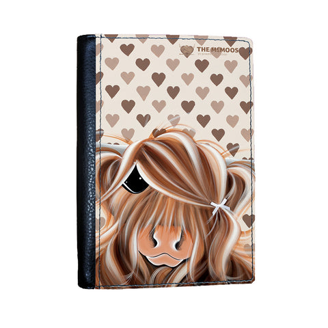 Jennifer Hogwood, The McMoos, I Love Moo - Passport Cover