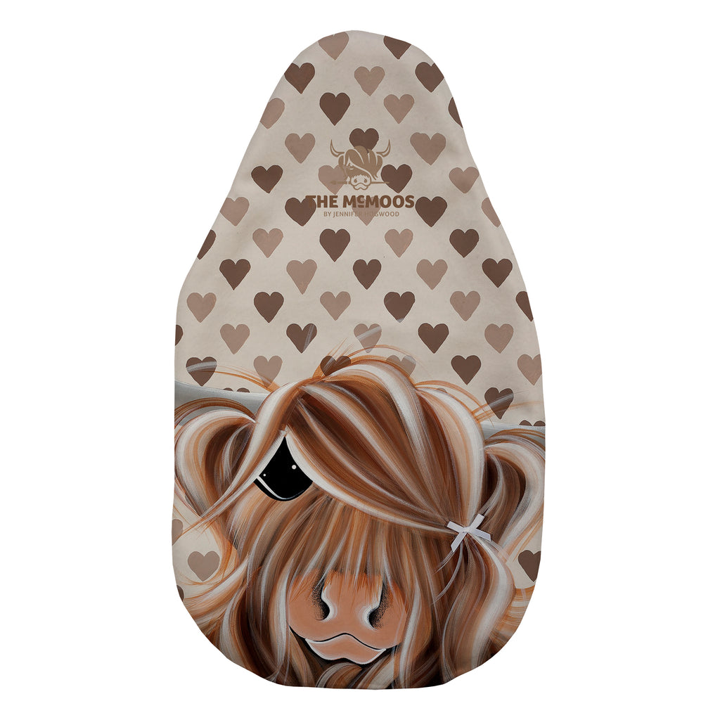 Jennifer Hogwood, The McMoos, I Love Moo - Hot Water Bottle