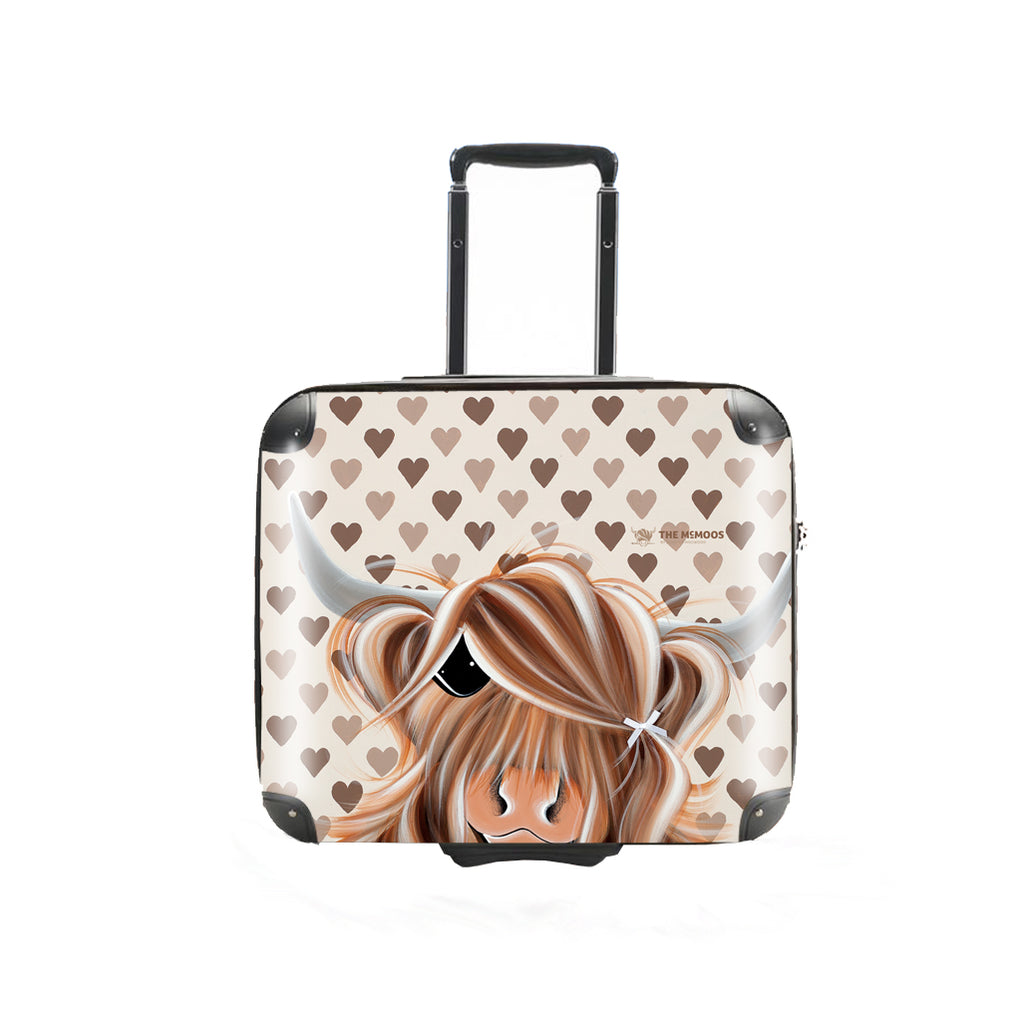 Jennifer Hogwood, The McMoos, I Love Moo - Business Suitcase (Overnight)