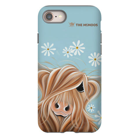 Jennifer Hogwood, The McMoos, Little Miss Daisy - Tough Phone Case