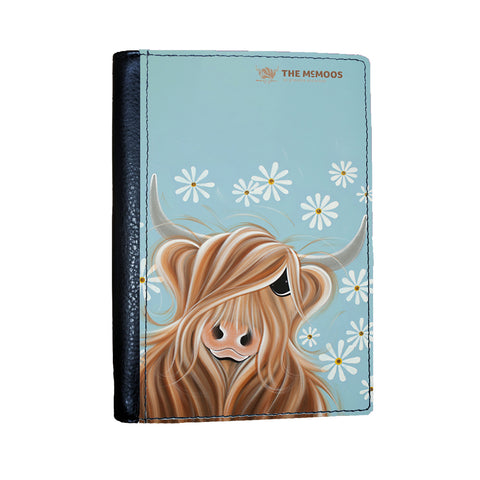 Jennifer Hogwood, The McMoos, Little Miss Daisy - Passport Cover