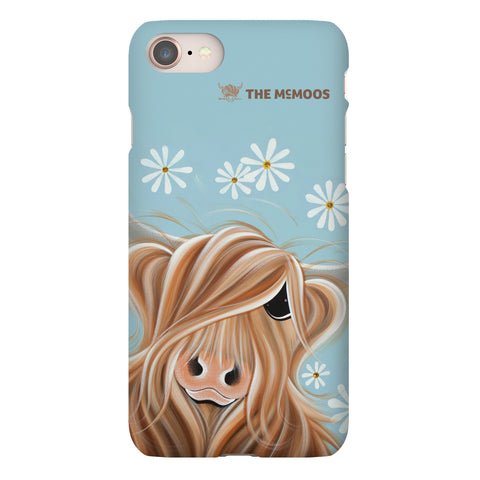 Jennifer Hogwood, The McMoos, Little Miss Daisy - Snap Phone Case